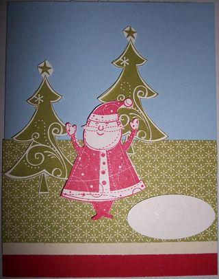 Christmas Card swap